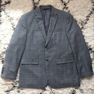 Perry Ellis Suit Jacket 42S Grey